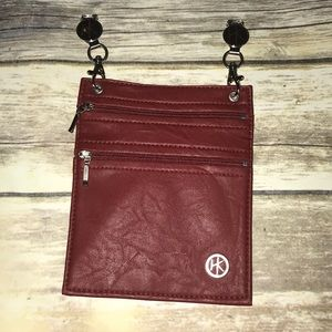 THE HIP KLIP~Cell Pocket Accessory Bag Purse Pouch